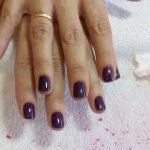 gel purple
