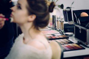 Profesionaln šminkanje za studio